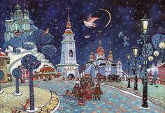 Казковий #Київ від Оксани Хейлик.