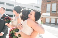 Feels so good #married #love GRAND THEATER WAUSAU WEDDING | MARIE