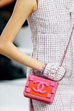 chanel - spring 2014 rtw - paris fashion week #pfw