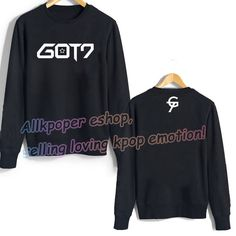 KPOP GOT7 Jackson Hoodie Sweater Pullover Fleece Coat Hoody  #Allkpoper