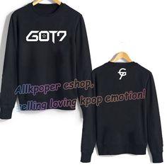 KPOP GOT7 Jackson Hoodie Sweater Pullover Fleece Coat Hoody  #Allkpoper