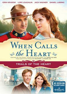 Amazon.com: When Calls The Heart: Trials Of The Heart (Hallmark): Erin Krakow, Daniel Lissing, Lori Loughlin, Jack Wagner, Neill Fearnley: Movies & TV