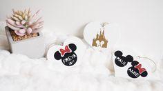 Disney  Christmas tree decorations.