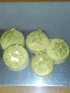 Biscotti medaglia Ralfh spaccatutto
