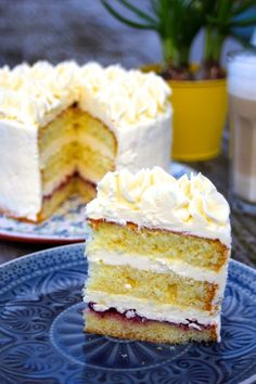 Vanille-Buttercreme-Törtchen