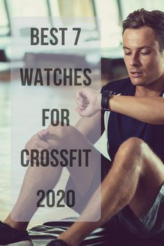 Let us take a look at the Best 7 Watches For CrossFit in Galaxy Watch Active Apple Watch series Fitbit Versa Garmin Vivosmart HR, Fitbit Charge 4 Watch 2, Smart Watch, Active Watch, Garmin Vivosmart Hr, Best Fitness Tracker, Fitbit Charge, Apple Watch Series, Crossfit, Workouts