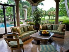 Captivating How To Decorate A Lanai | Enjoy Your Outdoor Space With A Patio Or Lanai  Redesign