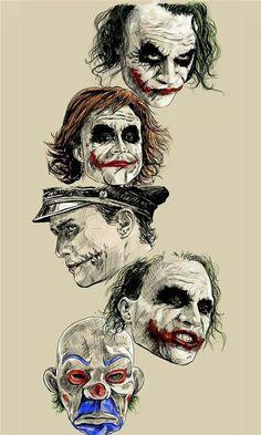 Joker- Dark Knight