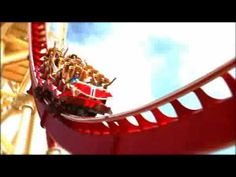 Hollywood Rip Ride Rocket: An amazing, fun packed adrenaline ride.