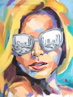 © Julia McNally - #painting #oil #oilpaintin #art
