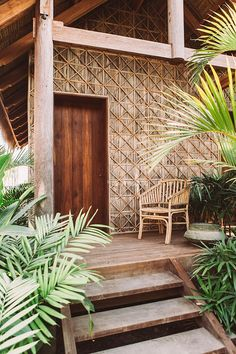 Modelled after the traditional farmers' huts in the area, the spa pavilions at Phum Baitang resort oozes a rustic, tropical vibe #Indistay | Siem Reap, Cambodia