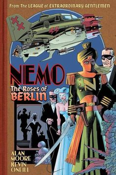 New 'League Of Extraordinary Gentlemen' Spinoff Book Coming In March