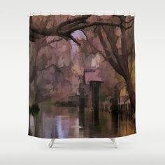 Livin On The Bayou Shower Curtain