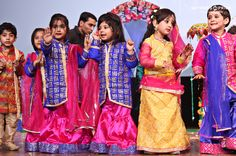 The Mother's Pride Annual Fest displays the talent, confidence and creativity of the little children of the school. It's indeed a grand celebration organised at Sirifort Auditorium amidst great cheer and aplomb. Proud parents are enjoying the breathtaking performances of their children and there is an atmosphere of cheer all around.
