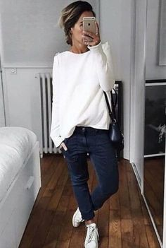 minimal chic inspire yourself by simple outfit ideas… - http://howto.hifow.com/minimal-chic-inspire-yourself-by-simple-outfit-ideas/