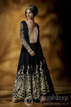 http://www.mangaldeep.co.in/salwar-kameez/fantastic-black-ready-made-party-wear-salwar-kameez-4313 For further inquiry whatsapp or call at +919377222211