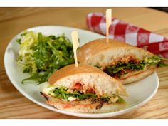 1000+ images about Flour & Barley Las Vegas on Pinterest | Mozzarella ...
