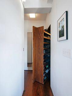 Studio Garneau | Transformer Loft - entrance foyer