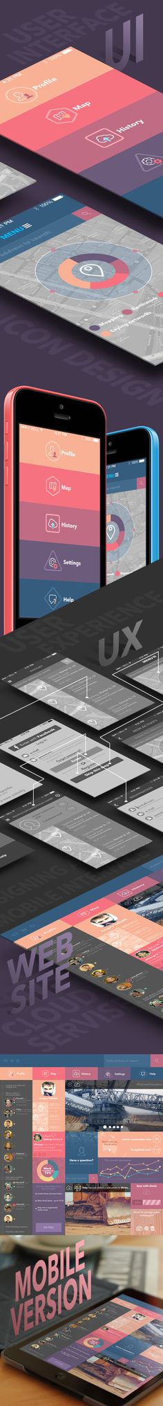 55 Amazing Mobile App UI Designs with Ultimate User Experience - 11