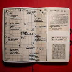 From sketchbook of Petri Fills #sketchbook #collage