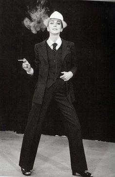 "The classic ""Le Smoking"" by Yves Saint Laurent, 1969"