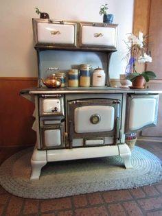 Malleable Copper Clad Cookstove