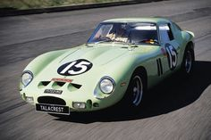 Ferrari 250 GTO Stirling Moss Edition
