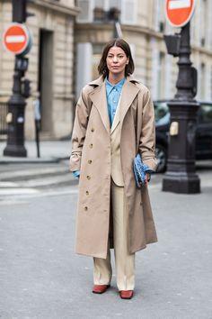 Street style a la Fashion Week automne-hiver 2018-2019 de Paris 101