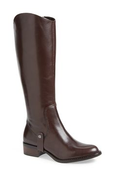 Pairing these riding boots with skinny jeans and a blazer.