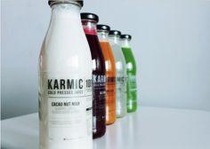 Karmic Cold Pressed Juice Cleanse