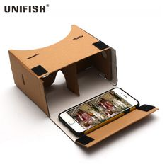 Find More 3D Glasses/ Virtual Reality Glasses Information about High Quality DIY Google Cardboard Virtual Reality VR Mobile Phone 3D Viewing Glasses for 3D Movies Games Google VR 3D Glasses,High Quality phone qwerty,China glasses men Suppliers, Cheap glasses screw from UNIFISH Store on Aliexpress.com