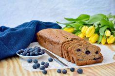 Mustikka-banaanileipä, gluteeniton ja maidoton – Versoileva Bread, Food, Brot, Essen, Baking, Meals, Breads, Buns, Yemek