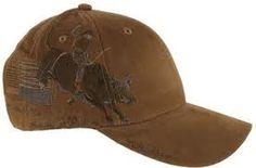 bull rider cap