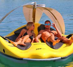 This Lake Lounger Is Actually An Electric Boat That Lets You Scoot Around The Water Jet Ski, Lake Toys, Electric Boat, Cool Boats, Boat Rental, Lake George, Boat Design, Boat Tours, Lake Life