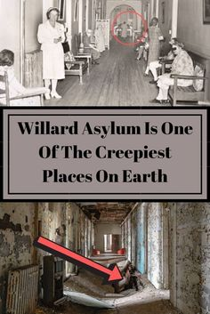 Though it's been shuttered, Willard Asylum still stands as a creepy memorial to those who once walked its halls. Willard Asylum, Marilyn Monroe Death, Awesome Wow, Social Projects, Intresting Facts, New Gossip, Funny Facts, Weird Facts, Weird World