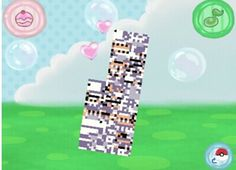 MISSINGNO. in Pokemon Amié