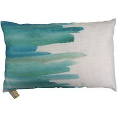 jcpenney.com | jcp home™ Watercolor Blue Pillow