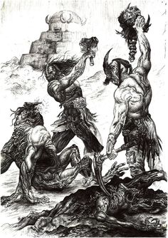 Behemoth Kingdom by Gilgamesh Lornezhad