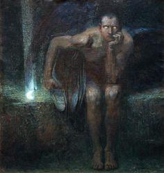Franz von Stuck, Lucifer.