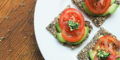 I Quit Sugar - Gluten-Free Seed Crackers