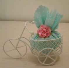Bicicletas Souvenir Perfume Casamientos, 15 Años, Cumpleaños - $ 56,00