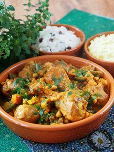 Blog kulinarny z prostymi, dobrze opisanymi przepisami na dania, z przygotowaniem których każdy sobie poradzi. Paella, Curry, Ethnic Recipes, Blog, Curries, Blogging