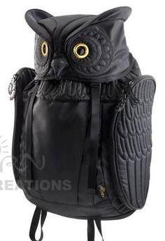 Cool Owl Backpack