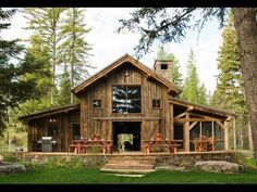 OFF GRID with DOUG and STACY: Doug and Stacy built this Log Home for around 15k and did it with minimal carpentry skills. We looked at several options for ho...