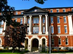 Wilfred Laurier University Faculty of Social Work Waterloo Ontario, Social Work, University, Canada, Mansions, House Styles, Villas, Colleges, Palaces