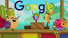 Rio 2016 – I Doodle di Google per i Giochi della XXXI Olimpiade – Day 13...