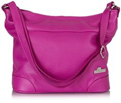 LiaTalia Womens Genuine Italian Leather Medium Hobo Shoulder bag with Protective Dust Bag Jane Hot Pink ** Click image for more details. (This is an affiliate link) Hobo Handbags, Shoulder Handbags, Leather Handbags, Hobo Bags, Shoulder Bag, Betsey Johnson Handbags, Italian Leather, Purses And Bags, Dust Bag