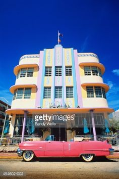 Situated in central South Beach, Miami, the Art Deco Historic District is one the largest areas in America to be placed on the National Register of Historic Places. The buildings, built in the 1930s,...