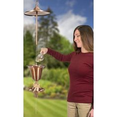 Effortless Products LLC Bell Shape Mix Seed Tube Bird Feeder