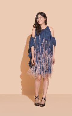 Rachel Comey SS14 Gallant dress